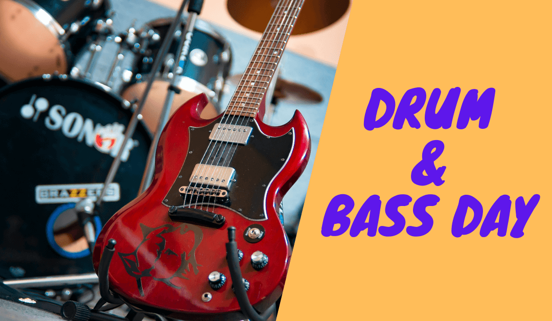Drum & Bass Day – April 17, 2021