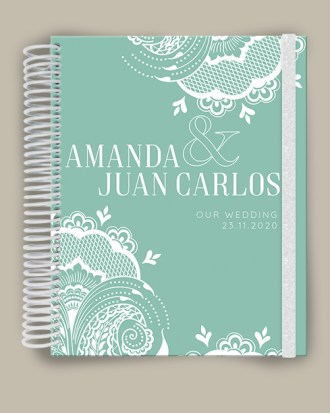 Lace Wedding Planner