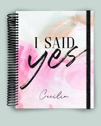 Yes I do Wedding Planner