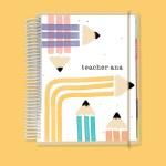 Pencil Layers Teacher's Planner 2020-2021