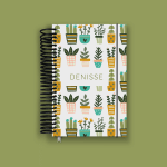 Plant Addiction Pocket Planner 2022