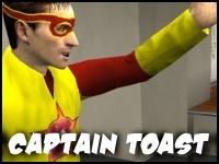Captain Toast - a Brad & Philinterlude
