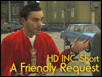 HD INC. Short - A Friendly Request