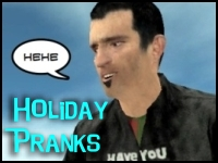 Charlie & Friends - Holiday Pranks