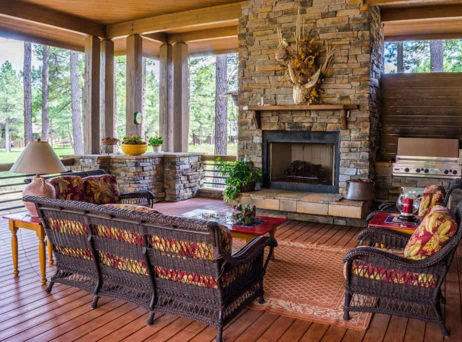 cost to build a porch detailed cost