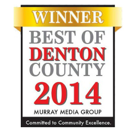 Best of Denton County 2014 - Dog Spa and Salon