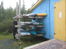 SUPS and Kayaks