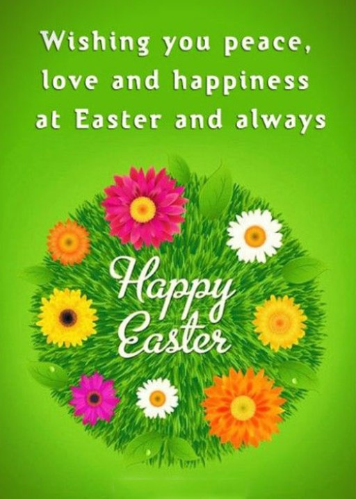 Happy Easter Holiday Quotes