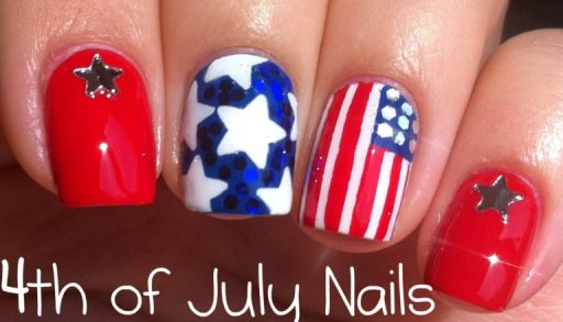 4th July nails