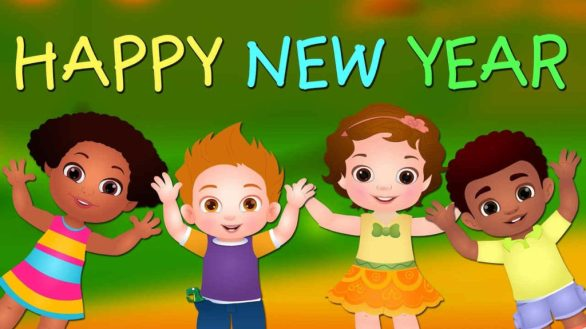 Happy New Year 2019 Cartoon Images