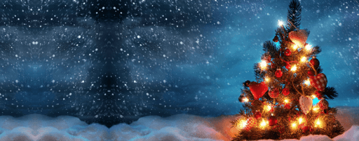 Christmas Tree Images For Facebook Cover