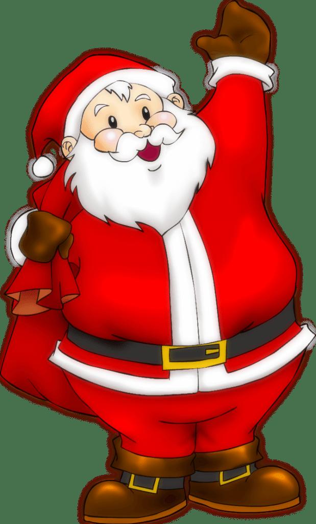 Cute Santa Claus Images