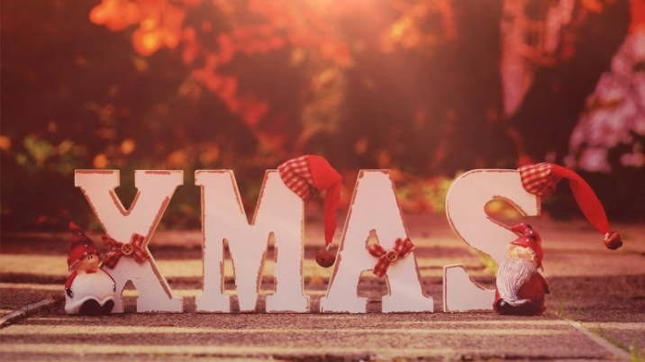 Happy Xmas HD Wallpaper