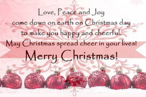 Merry Christmas Quotes Family Friends