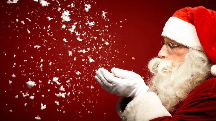 Pics Of Santa Claus