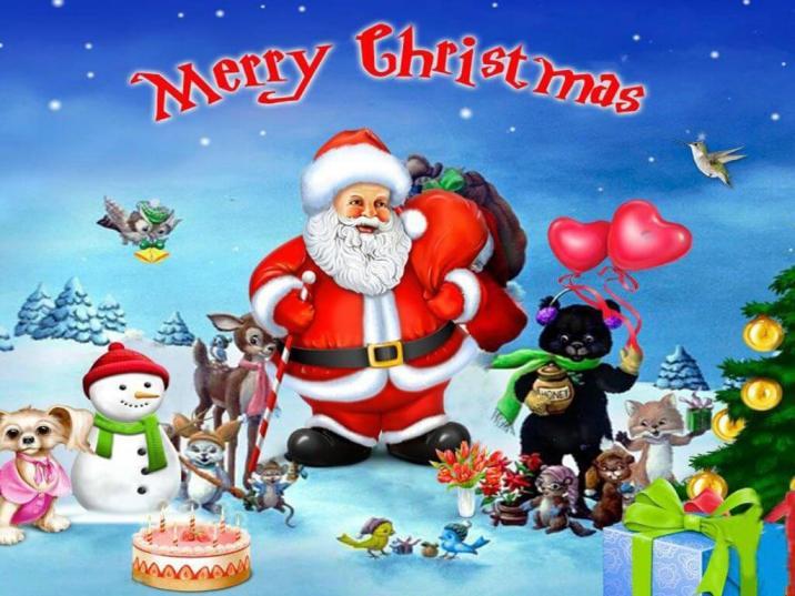 Santa Claus Images