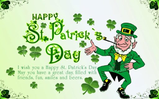 happy st patrick day quotes