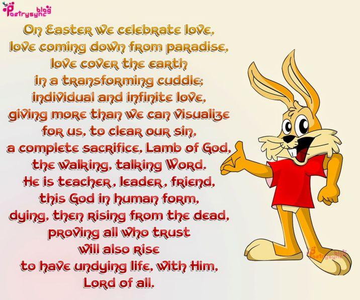 Easter Speeches 2019