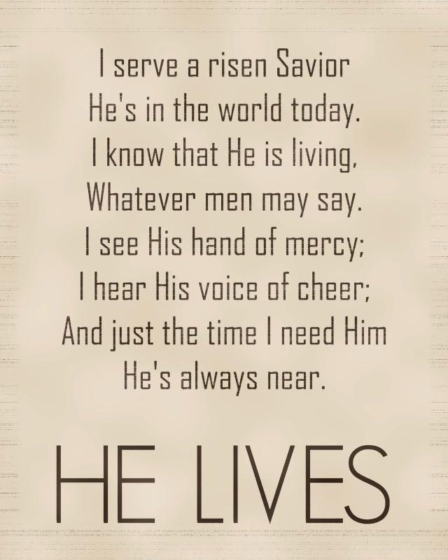 Short Easter Speeches