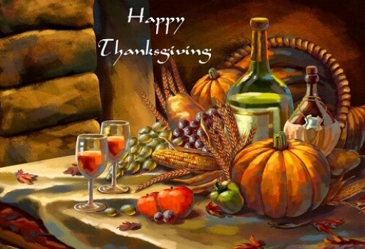 Happy Thanksgiving HD Images