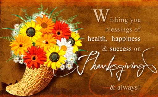Thanksgiving Quotes Wishes
