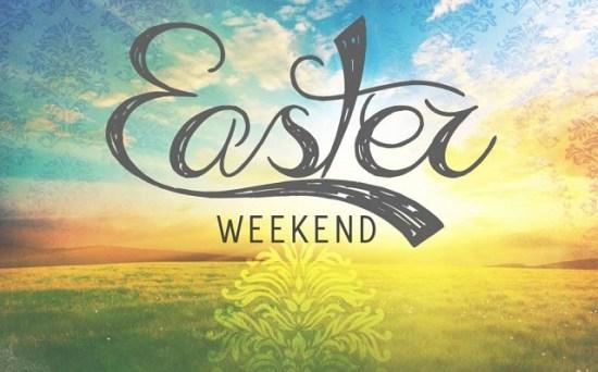 Easter Weekend Images