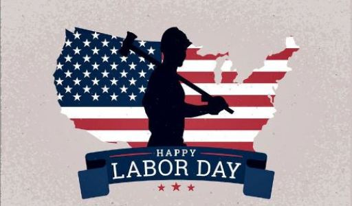 USA Labor Day Clipart Images