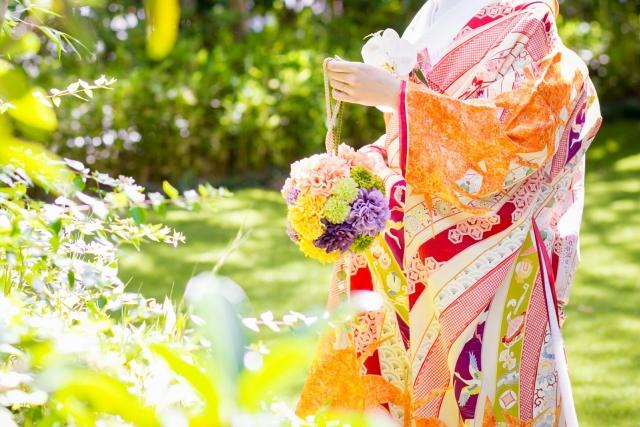 結婚式の和装ネットレンタルの口コミ