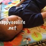 【生後2ヶ月成長記録】生活リズムが整い、外出もよくするように
