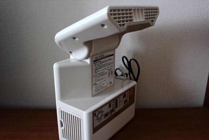 象印スマートドライ布団乾燥機オープン画像