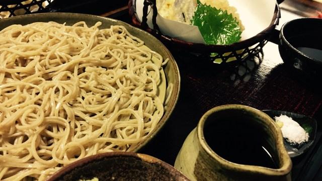 くぼ田盛蕎麦