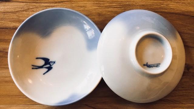 砥部焼作家さんの豆皿