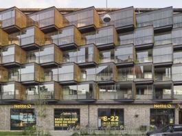 A clever, garden-filled facelift revives a derelict building in Denmark