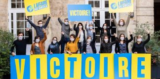 A historic legal victory for climate justice in France