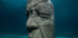 """Jason deCaires Taylor creates Underwater Museum of Cannes """"to draw more people underwater"""""""
