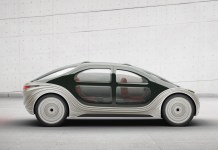 Heatherwick Studio reveals Airo car that will clean pollution as it drives