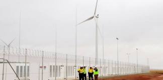 Batteries charge up Australia's efforts to shift away from coal