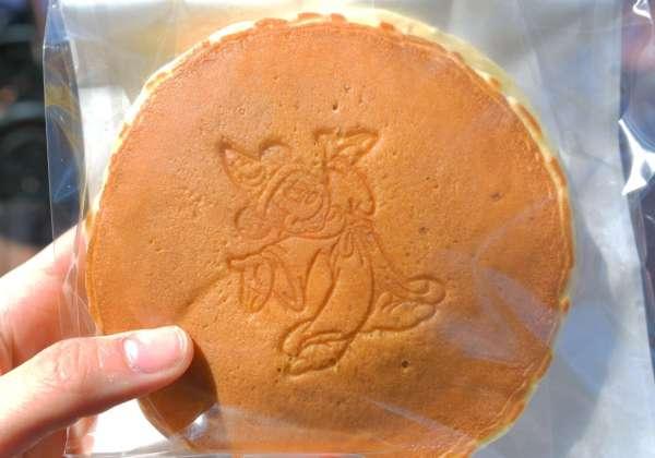 パンケーキサンド
