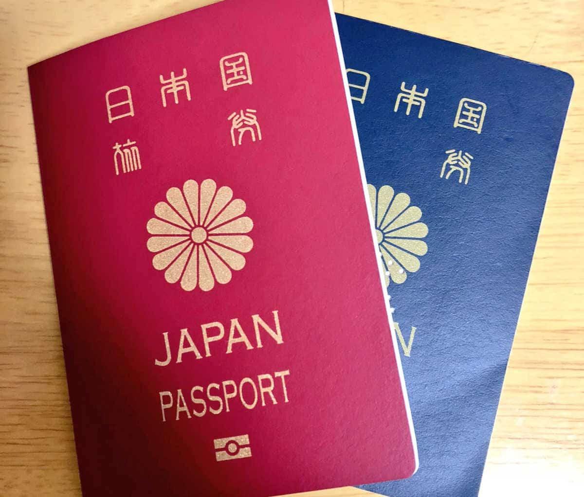 香港パスポート