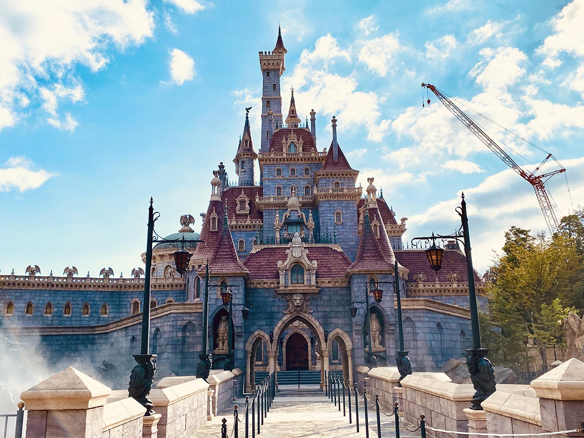 美女と野獣の城