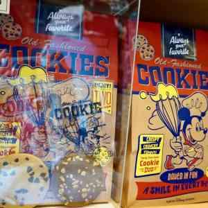 シェフミッキーのクッキー袋