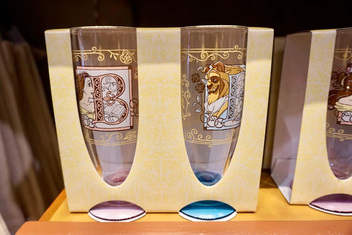 グラス2個