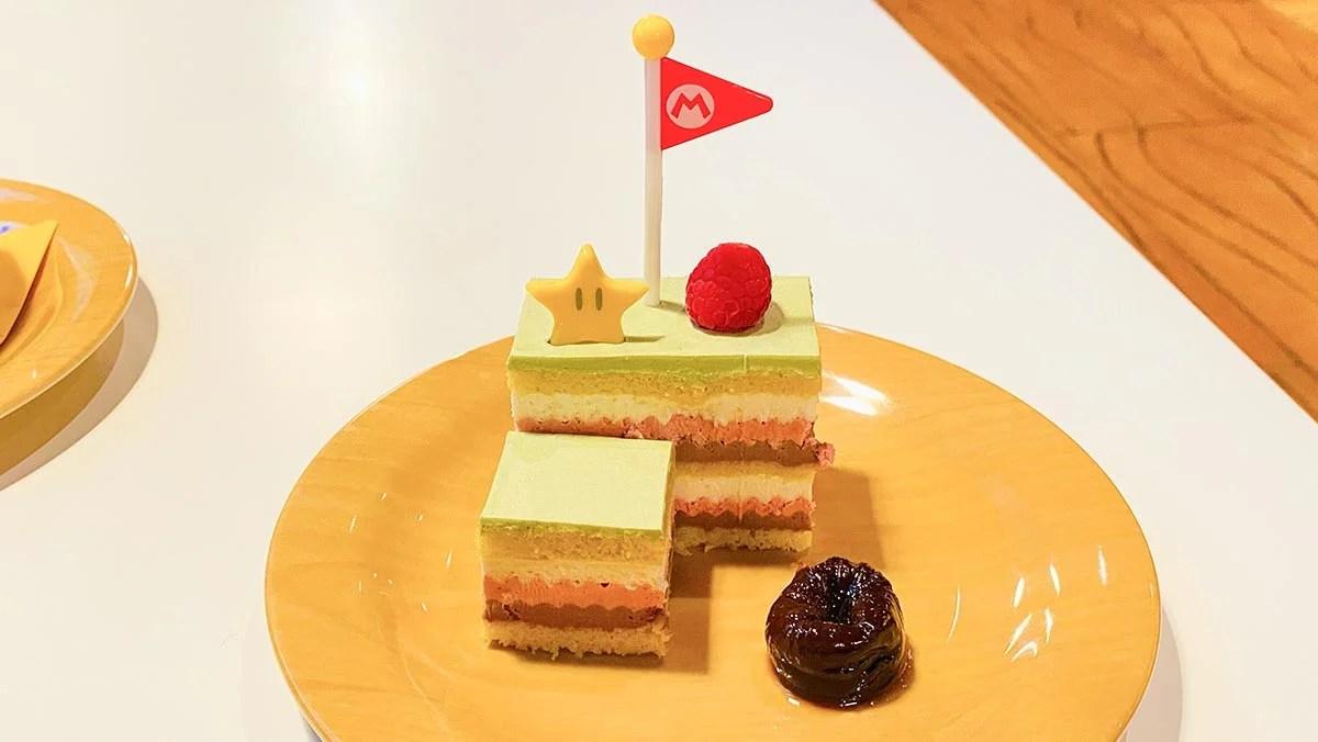 ゴールポールケーキ