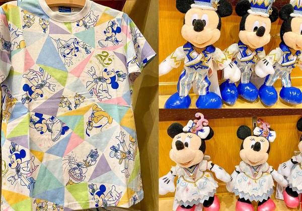 東京ディズニーシー20周年グッズ