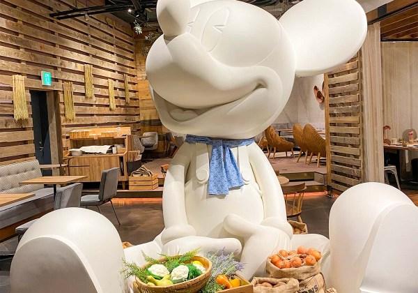 Disney HARVEST MARKET BY CAFE COMPANY