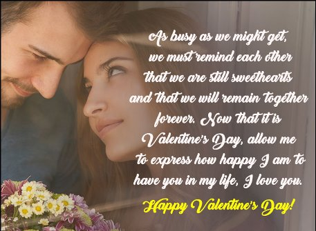 Happy Valentines Day Quotes For Her 2020 Messages For Girlfriends