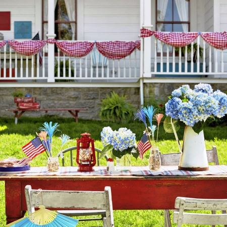 4th of July Decorations 2020