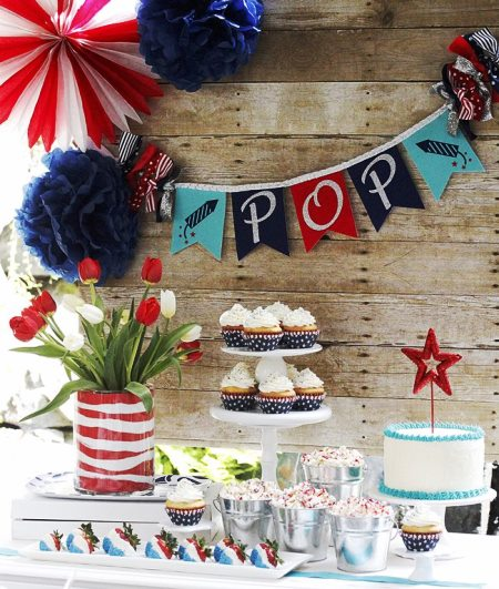 4th of July decorations ideas 2020