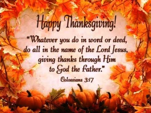 Thanksgiving 2020 Messages for toddlers