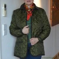 How I wear my - Spring Jacket